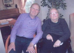 Being a Volunteer – Jim Brereton one of the last serving members of the National Service