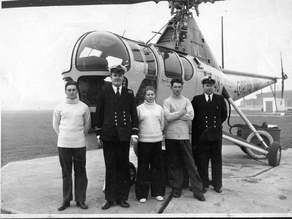 International Women's Day: Rosemary Henderson, Hatherleigh's Resident Engineer: The Journey from Sewing Machines to Naval Helicopters